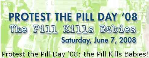 the pill kills
